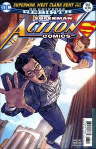 Action Comics #963 VF/NM; DC | save on shipping - details inside