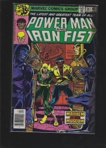 Power Man and Iron Fist #56 (1979)