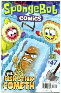 SPONGEBOB #47, NM, Square pants, Bongo, Cartoon comic, 2011, more in store