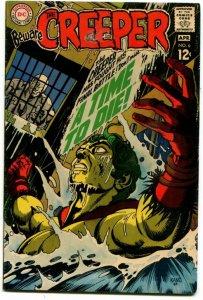 Beware The Creeper #6 (VG/F) 1968 Classic Steve Ditko Silver Age DC ID001