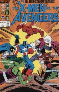 X-Men vs. the Avengers #1 VF/NM; Marvel | save on shipping - details inside