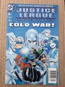 Justice League Adventures #12 (2002)