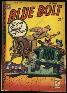 Blue Bolt Vol.8 #7 GD 2.0