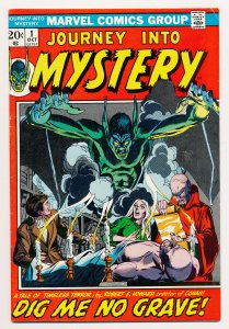 Journey into Mystery (1972 2nd series) #1 VF