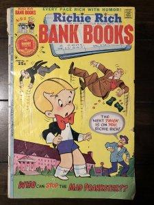 Richie Rich:Bank Books #17