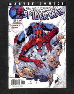 The Amazing Spider-Man #30 (2001)
