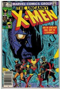 X MEN 149 VG+ Sept. 1981