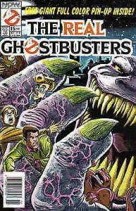 Real Ghostbusters, The (Vol. 1) #15 (Newsstand) FN; Now | save on shipping - det