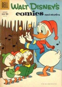 Walt Disney's Comics and Stories #232, Good- (Stock photo)