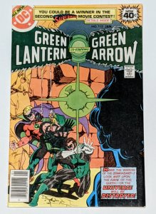 Green Lantern #112 (Jan 1979, DC) VF 8.0 Golden Age Green Lantern appearance