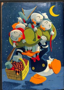 Walt Disney's Picnic Party #7 FN- 5.5