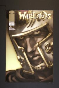 Warlands # 0 A Cover February 2002 Image Comics