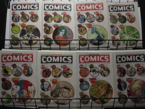 Wednesday DC Comics #2-12 Lot of 8 issues Batman Supergirl Flash