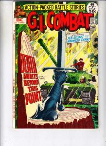 G.I. Combat #151 (Jan-72) VF/NM+ High-Grade The Haunted Tank, Capt.Storm, U.S...
