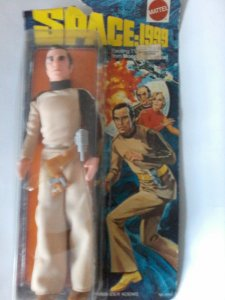 1975 Mattel Space 1999 Commander Koenig