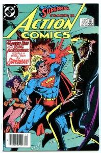 Action Comics 562 Dec 1984 NM- (9.2)