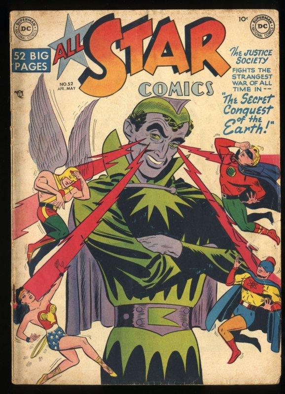 All-Star Comics #52 VG- 3.5