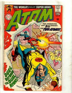 Atom # 36 FN DC Silver Age Comic Book Justice League Batman Superman Flash J462
