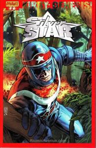 Kirby Genesis: Silver Star #2C VF/NM; Dynamite | save on shipping - details insi
