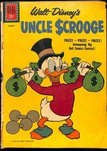 Uncle Scrooge #34 (1961)