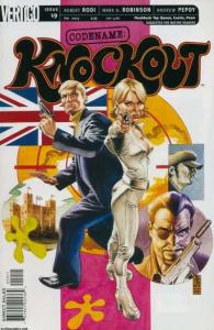 Codename: Knockout #19, VF+ (Stock photo)