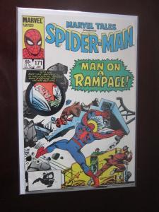 Marvel Tales #171 Direct - Spiderman - 7.0 - 1985