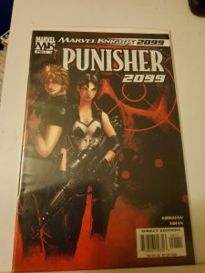 Punisher 2099 #1 (2004)