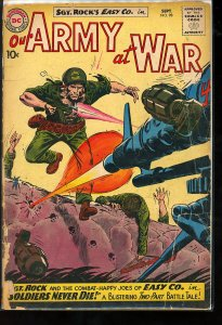 Our Army at War #98 (1960)