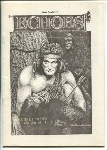 ERB-dom #89 1976-early Burroughs & Tarzan fanzine-buy/sell ads-Gene Roddenber...