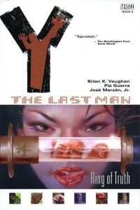 Y: The Last Man Trade Paperbacks #5, NM (Stock photo)