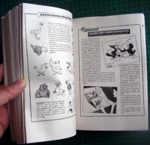 CURSO de DIBUJO CONTINENTAL SCHOOLS 66 LESSONS CARTOON COURSE