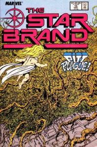 Star Brand #15, NM- (Stock photo)