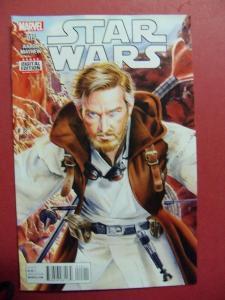 STAR WARS #015 REGULAR  COVER NEAR MINT 9.4 MARVEL COMICS 2015 SERIES
