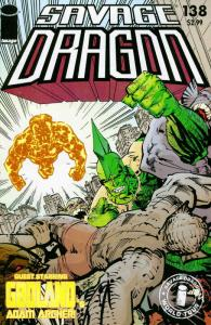 Savage Dragon, The #138 VF/NM; Image | save on shipping - details inside