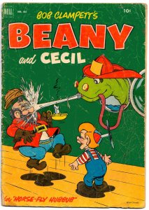 BEANY AND CECIL * Four Color #414 (Aug 1952) 36 Pgs of Great Jack Bradbury Art
