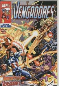 Los Vengadores volumen 3 numero 12: viejos enredos