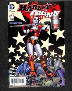 Harley Quinn (DE) #1 (2014)