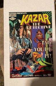 Ka-Zar the Savage #17 (1982)