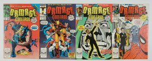 Damage Control #1-4 VF/NM complete series - dwayne mcduffie - marvel comics 2 3