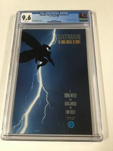 Batman The Dark Knight Returns 1 Cgc 9.6 White Pages First Print Dc 2030396014