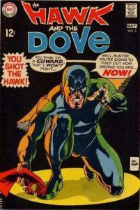 Hawk and the Dove #5, Fine (Stock photo)