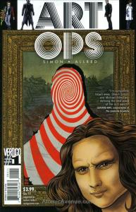 Art Ops #1 VF/NM; DC | save on shipping - details inside