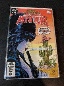 ​ELVIRA'S HOUSE OF MYSTERY #3 NM DICK GIORDANO