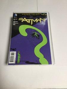 Batman Zero Year Final Act #32 DC Nm Near Mint