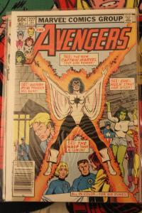 Avengers 227  VF/NM