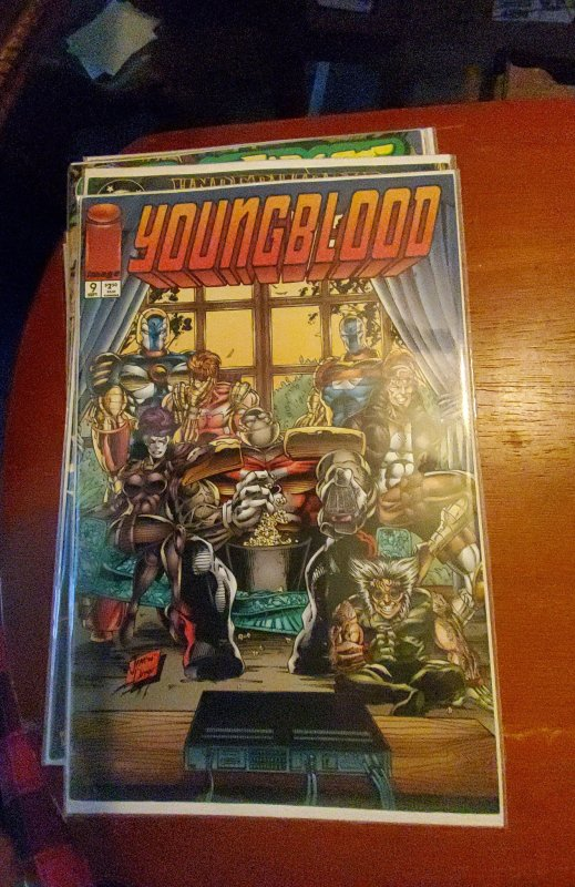 Youngblood #9