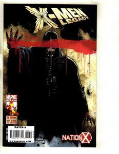10 X-Men Marvel Comics # 228 229 230 232 233 234 235 236 237 238 RP2