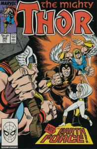 Thor #395 VF/NM; Marvel | save on shipping - details inside