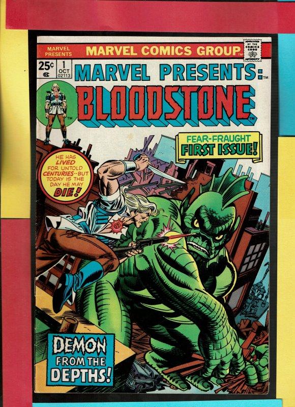 BLOODSTONE 1