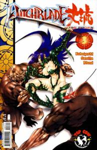 Witchblade: Manga #3A VF/NM; Image | save on shipping - details inside